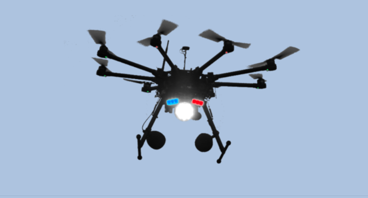 security-drone